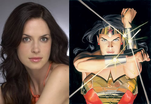 Victoria Hill primera posible Wonder Woman en JLA